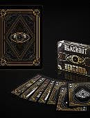 Bicycle Blackout Kingdom Deck (Limited Edition Side Tuck Case)