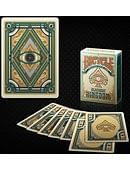 Bicycle Blackout Kingdom Deck Deck of cards