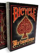 Bicycle Brimstone Playing Cards (Red Limited Edition)