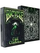 Bicycle Call of Cthulhu Deck - Green Deck of cards