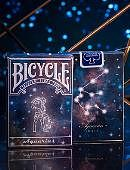 Bicycle Constellation Series - Aquarius Deck of cards