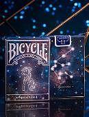 Bicycle Constellation Series - Aquarius Deck of cards