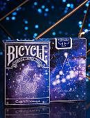 Bicycle Constellation Series - Capricorn Deck of cards
