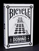 Bicycle Double Nine Domino Playing Cards