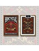 Bicycle Dragon Back Deck Deck of cards