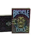 Bicycle Eerie Deck (Purple) Deck of cards