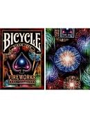 Bicycle Fireworks Playing Cards Trick