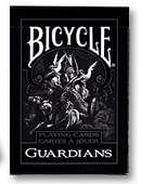Bicycle Guardians Playing Cards Deck of cards