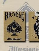 Bicycle Illusionist Deck Limited Edition Deck of cards