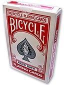Bicycle Jumbo Rising Card Trick
