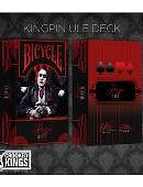 Bicycle Limited Edition MADE Kingpin Playing Cards Deck of cards