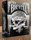 Bicycle Middle Kingdom Playing Cards (Black) Trick