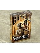 Bicycle Mummies Playing Cards Trick