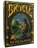 Bicycle Neverland Deck