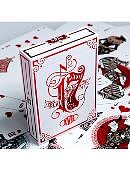 Bicycle No. 17 Playing Cards (Unbranded) Trick
