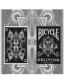 Bicycle Oblivion Deck (White)