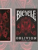 Bicycle Oblivion Playing Cards (Red)