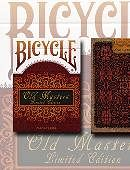 Bicycle Old Masters Playing Cards (Numbered Limited Edition)