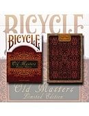 Bicycle Old Masters Playing Cards Trick