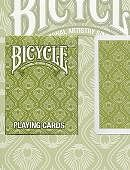 Peacock Deck (Green) Deck of cards
