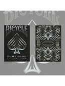 Bicycle Platinum Playing Cards Deck of cards