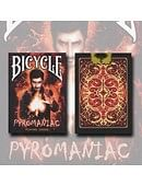 Bicycle Pyromaniac Playing Cards