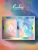 Bicycle Rainbow Playing Cards Set Deck of cards