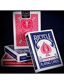 Bicycle Rider Back Playing Cards Brick (Mixed Colors - Red/Blue)