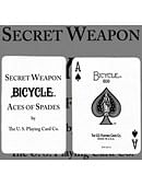 Bicycle Secret Weapon Playing Cards Deck of cards