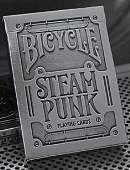 Bicycle Silver Steampunk Playing Cards Deck of cards