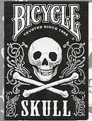 Bicycle Skull Playing Cards Deck of cards