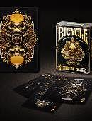 Bicycle Steampunk Deck (Black) Deck of cards