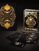 Bicycle Steampunk Deck (Black) Deck of cards