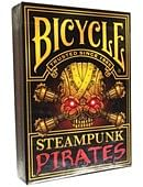 Bicycle Steampunk Pirates Deck Deck of cards