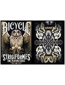 Bicycle Strigiformes Owl Playing Cards Deck of cards