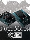 Bicycle Werewolf Full Moon Playing Cards (Standard Edition) Trick