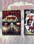 Bicycle Zombified Playing Cards Deck of cards
