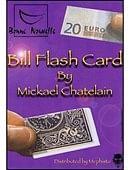 Bill Flash Card Trick