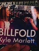 Billfold DVD & props