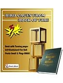 Bird Cages From Book of Fire  Trick