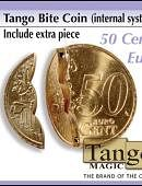 Bite Coin - 50 Euro Cents - Premium Gimmicked coin