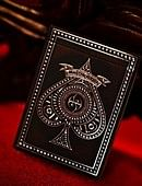Black Platinum Lordz Playing Cards Deck of cards