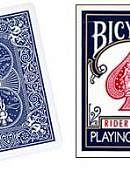 Blank Face Bicycle Cards Accessory