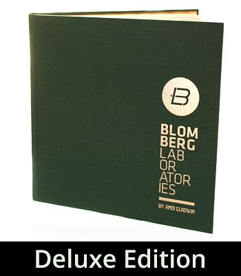 Blomberg Laboratories - Deluxe Edition Book