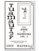 Book Of Numbers Volume Three Book