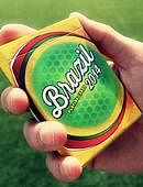 Brazil Playing Cards 2014