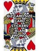Business Card Stickers Accessory