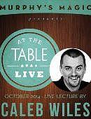 Caleb Wiles Live Lecture Live lecture