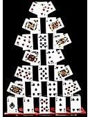 Card Castle 2.00 Feet Trick