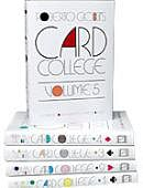 Card College Volumes 1 - 5